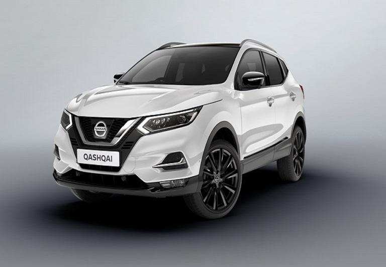 nissan accessory design pack for the new qashqai 2017 at. Black Bedroom Furniture Sets. Home Design Ideas
