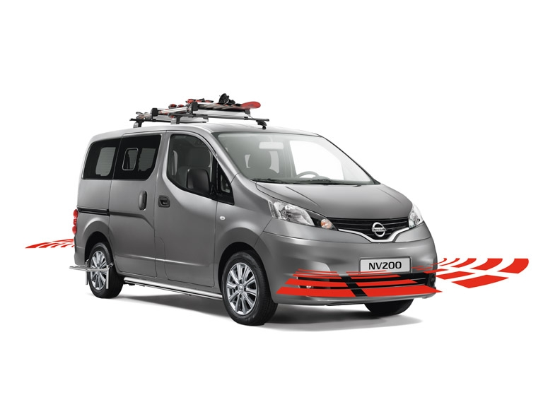 Nissan Nv200 Accessories Car Accessories Amp Parts Nissan